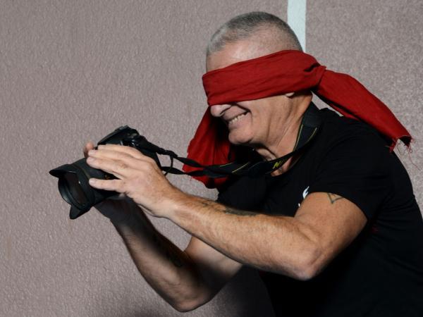 Photographe aveugle