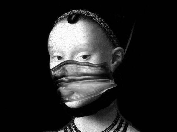 Petrus Christus Portrait d'une jeune fille