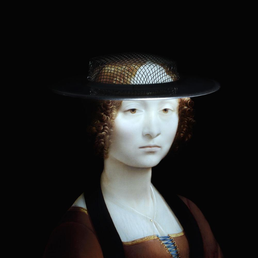Ladies and Gentlemen_Léonard de Vinci_Portrait de Ginevra de Benci