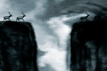 2011_Les eaux,paysages de-l'ombre, III